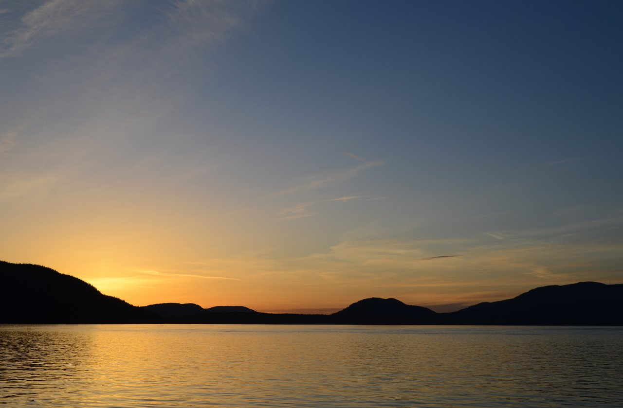 04 Sunset over Rosario Strait.JPG