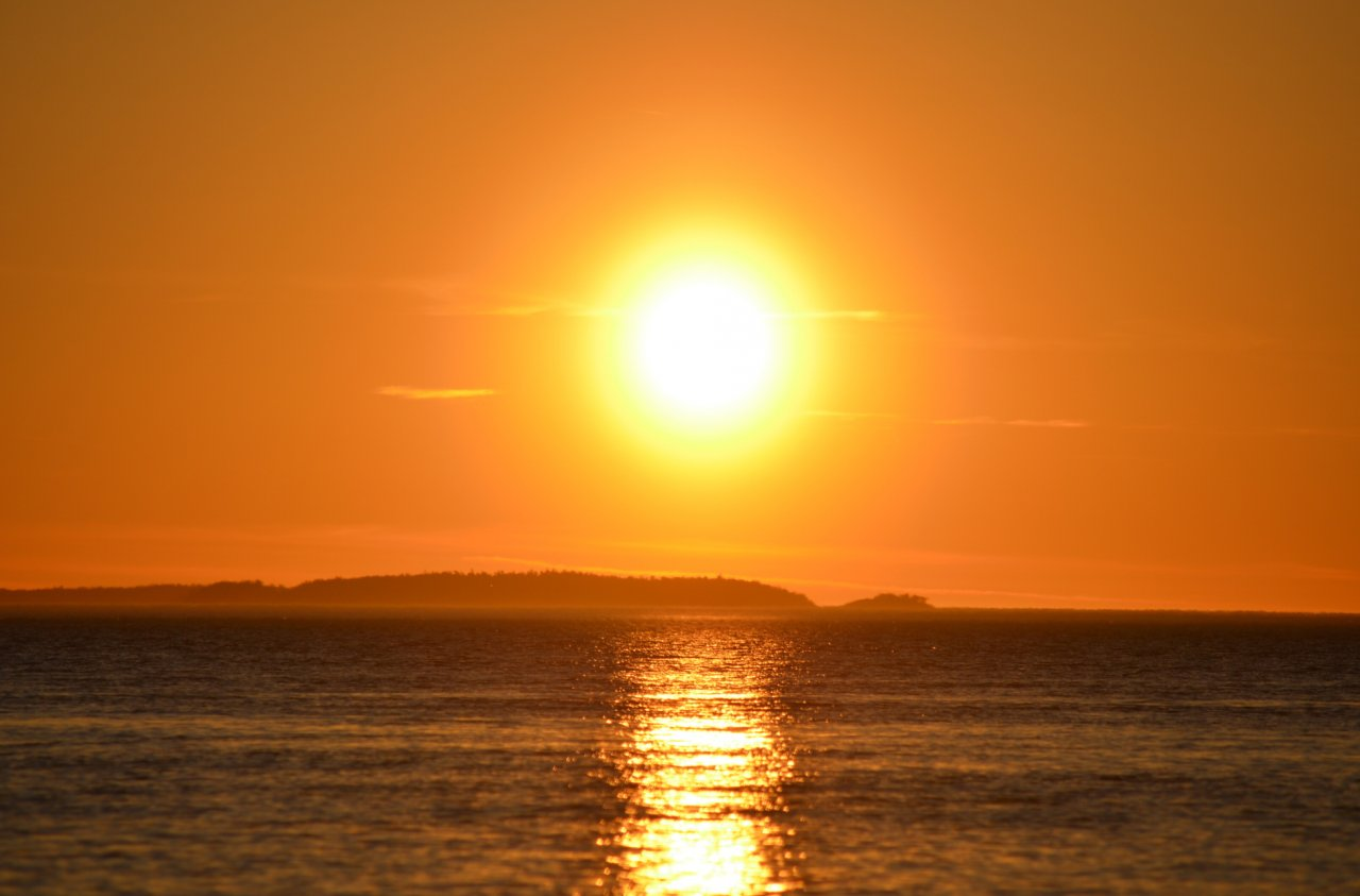 08 Sunset over Matia Island.JPG