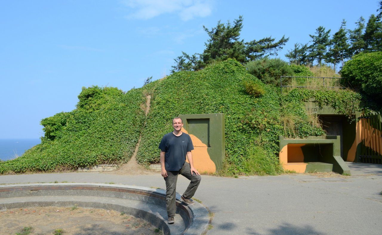09 Fort Ebey six-inch gun battery.JPG