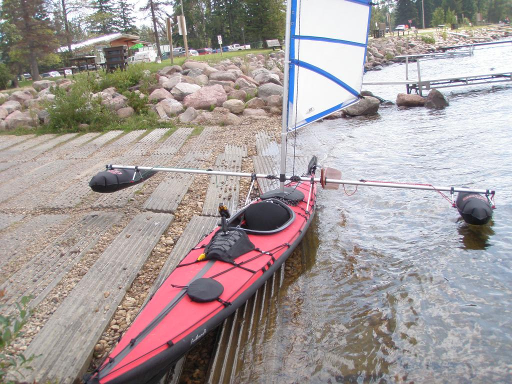 Kayak SAILING Rudder | WestCoastPaddler Forums
