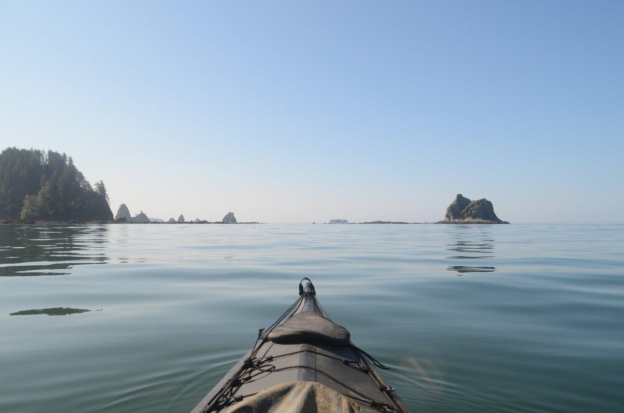20 Paddling south toward Cape Johnson.JPG