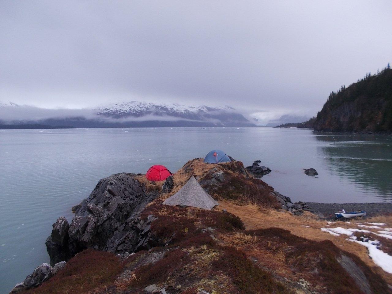 Harriman campsite.JPG